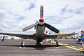Yakovlev Yak-9U HeadOn SNF 16April2010 (14627161041).jpg