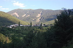 Skyline of Yésero (Spanish)