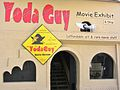Yoda Guy Movie Exhibit at Planet Paradise (6545955197).jpg