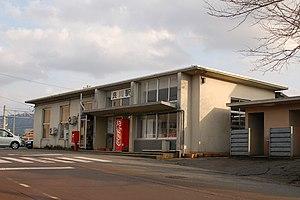 Yoshikawa Station (Ishikawa) - Station building, January 2007