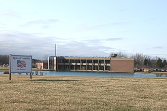 Ypsilanti Township, Michigan - Ypsilanti Township Civic Center