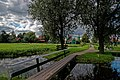 Zaandijk - Zaanse Schans - Zonnewijzerspad - View North I.jpg