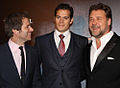 Zack Snyder, Henry Cavill, Russell Crowe (2).jpg