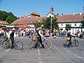 Zbraslav 2011, cyklistický rej (01).jpg