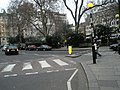 Zebra crossing in Hanover Square - geograph.org.uk - 1090272.jpg