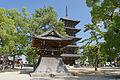 Zentsu-ji in Zentsu-ji City Kagawa pref08s5s4260.jpg