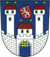 Coat of arms of ?atec
