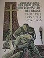 Zum Gedenken der Gefallenen und Vermissten der Kriege - panoramio.jpg