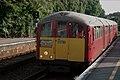 '007' to Ryde Pier Head, London tube train abroad. - panoramio.jpg