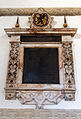 'Berfrestone' (DB) St Nicholas Church wall memorial Barfrestone Kent England.jpg