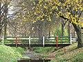 (A third) footbridge over Cockshaw Burn - geograph.org.uk - 1081061.jpg
