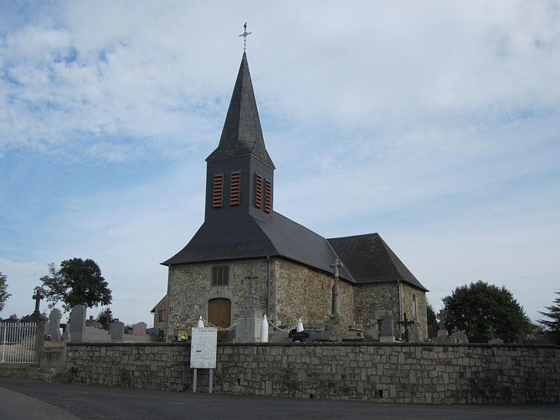 Le Mesnil-Bœufs, Isigny-le Buat, Manche