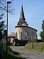 Église Saint-Jean-Baptiste de Larbey - Façade est.jpg