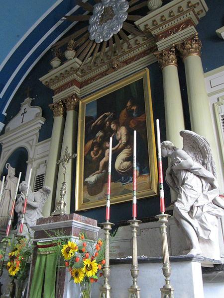 église Saint-Martin de fr:Montmartin-sur-Mer
