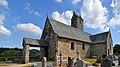 Église Saint-Pierre d'Hocquigny. Vue sud-ouest.jpg