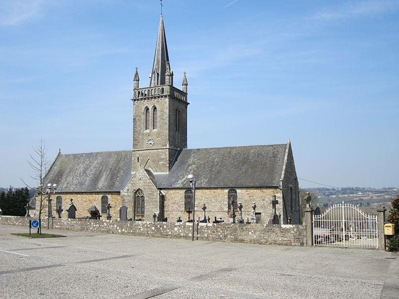 Église Sainte-Cécile de fr:Sainte-Cécile (Manche)