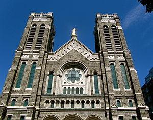 Saint-Roch Church (Quebec City) - Image: Église St Roch