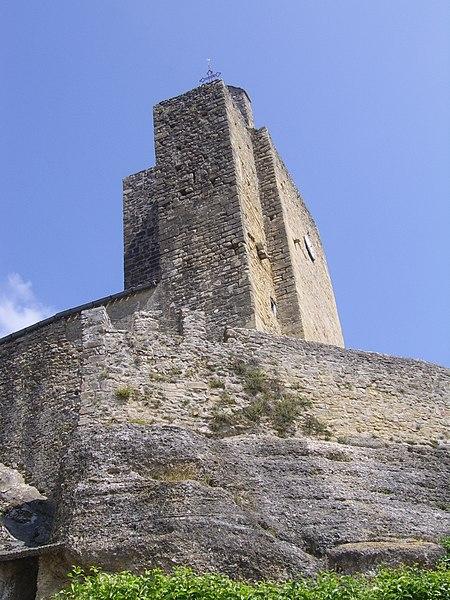 Eglise de Vals (Ariège, France)