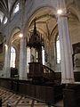 Église de Chaumont-en-Vexin chaire 1.JPG