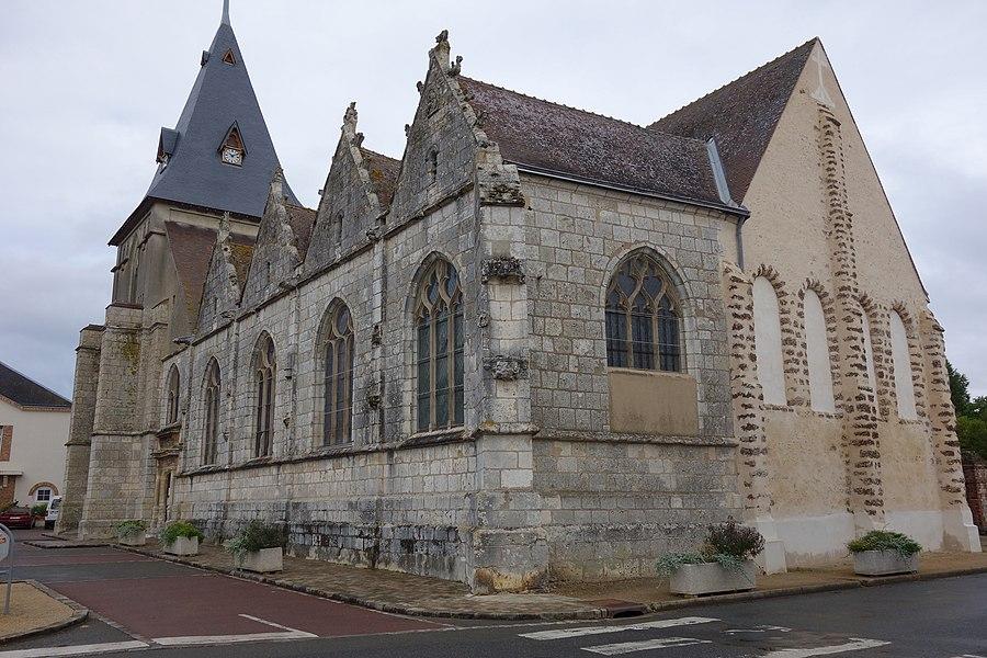 Église Saint-Georges,  (Inscrit, 1926)