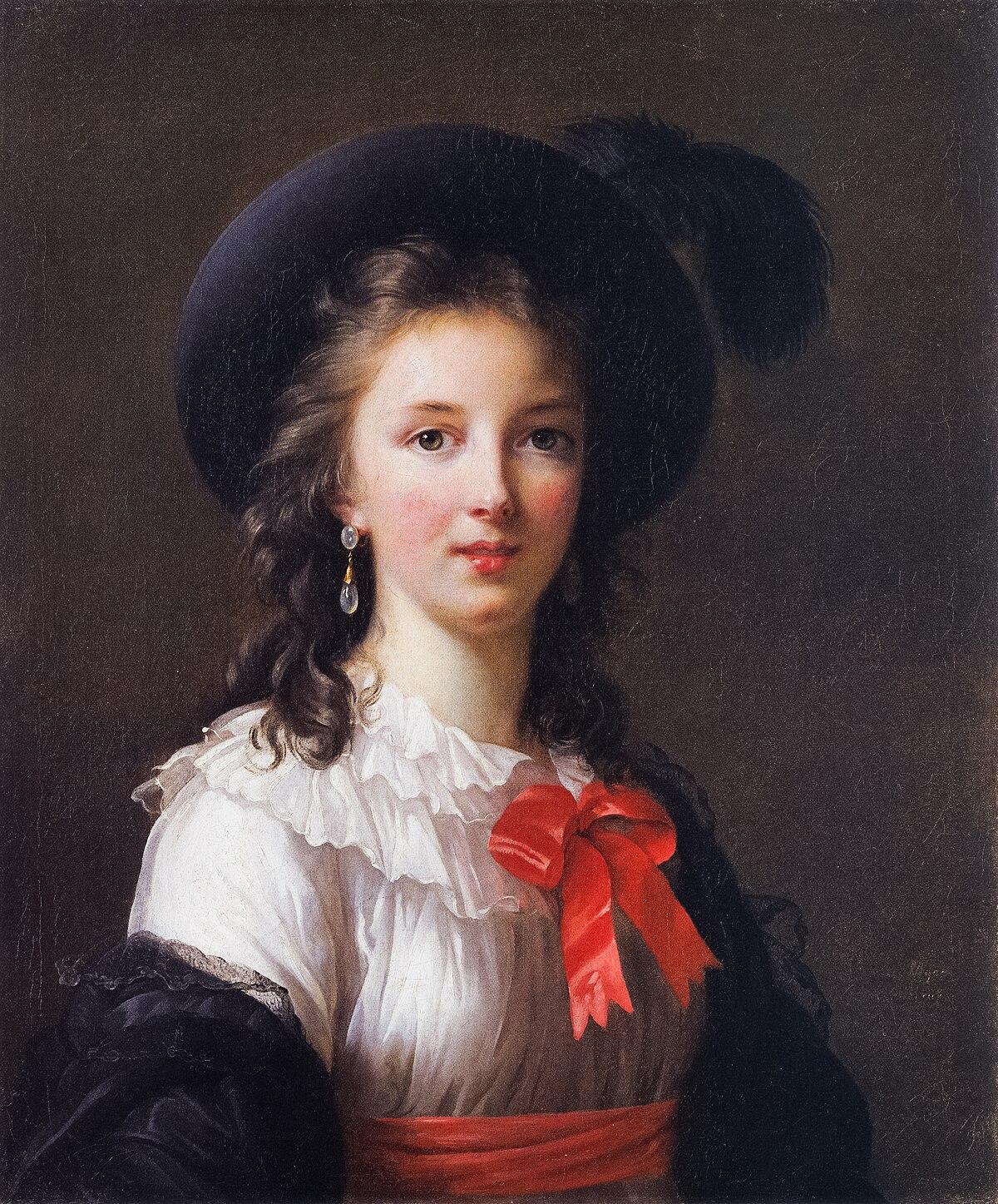 Elisabeth Vigee-Lebrun - selfportrait (Kimbell Art Museum, 1781-2).jpg