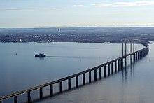 hvad kostede øresundsbroen