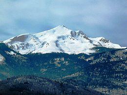 Foto van de berg Gjeravicë