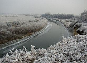Styr River - Image: Іній panoramio