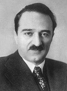 Anastas Mikoyan Russian revolutionary and Soviet statesman