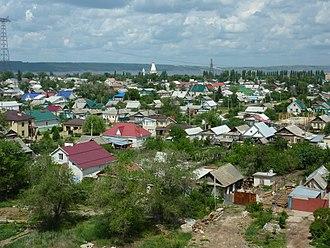 Saratov Oblast - Image: Балаково panoramio