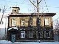 Главный дом (дом жилой, деревянный), улица Франк-Каменецкого, 21, Иркутск.jpg