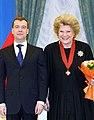 Дмитрий Медведев и Елена Образцова.jpeg