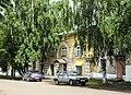 Здание, где в городской управе работал писатель-сатирик Салтыков-Щедрин М.Е.jpg