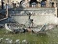 Киевский театр кукол. Фонтан Дюймовочка - panoramio.jpg