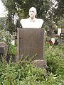 Могила поэта Сергея Алымова.JPG