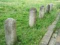 Могильні камені біля мечеті Узбека і медресе. Старий Крим.jpg