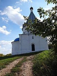 Муром, вид на Церковь Косьмы и Дамиана.jpg