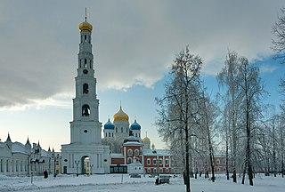 Ugresha Monastery