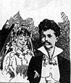 """Н. П. Чехов, карикатура """"Свадебный сезон"""", 1881г. (2).jpg"""