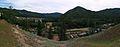 Панорама села Сизим, Каа-Хем.jpg