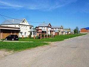 Mariinsko-Posadsky District - The selo of Shorshely in Mariinsko-Posadsky District