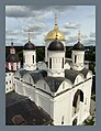Пафнутьево-Боровский монастырь. Храм Рождества. Вид сверху (с колокольни).jpg