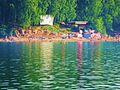 Подмосковная Швейцария, пляж на карьере в Лыткарино, Московской обл., Russia. - panoramio - Oleg Yu.Novikov (1).jpg