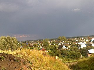 Staromaynsky District District in Ulyanovsk Oblast, Russia