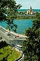 Собор А. Невского - вид с Федоровской набережной через канавинский мост.jpg