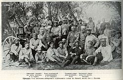 В. А. Табурин у Ляояна
