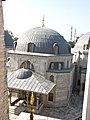 Турция (Türkiye), провинция Стамбул (il İstanbul), Стамбул (İstanbul), р-н Еминёню (ilçe Eminönü, Cankurtaran), Софийский собор (Ayasofya), 10-16 16.09.2008 - panoramio.jpg