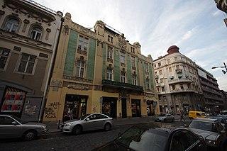 Building of Merchant Stamenković