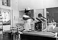 בית החולים האוניברסיטאי הדסה ירושלים חדר הסטרליזציה אוגוסט 1939 צילום- btm12505.jpeg