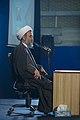 سخنرانی علیرضا پناهیان در جمع هیئت های مذهبی در قصر شیرین به مناسبت بیست و دوم بهمن ماه Alireza Panahian 13.jpg